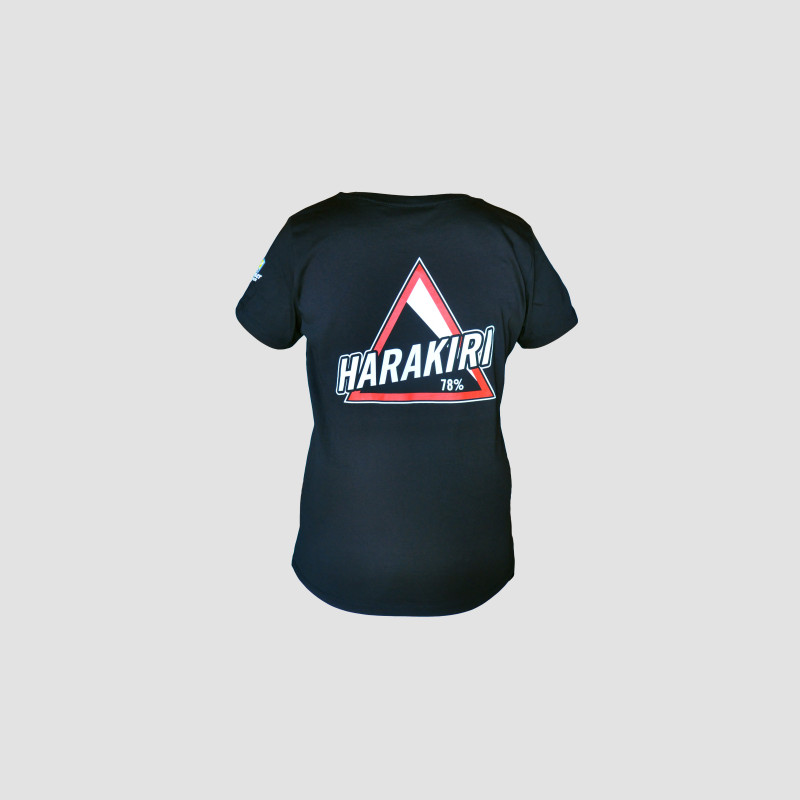 Harakiri - Survivor Kurzarm Shirt Damen schwarz