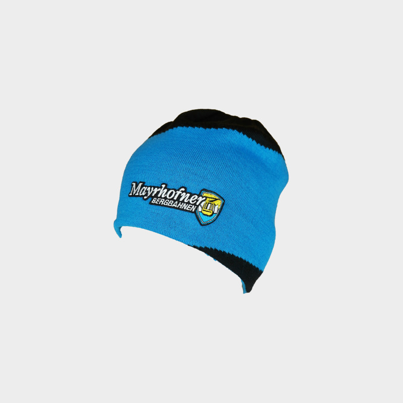 Mütze Schwarz Blau