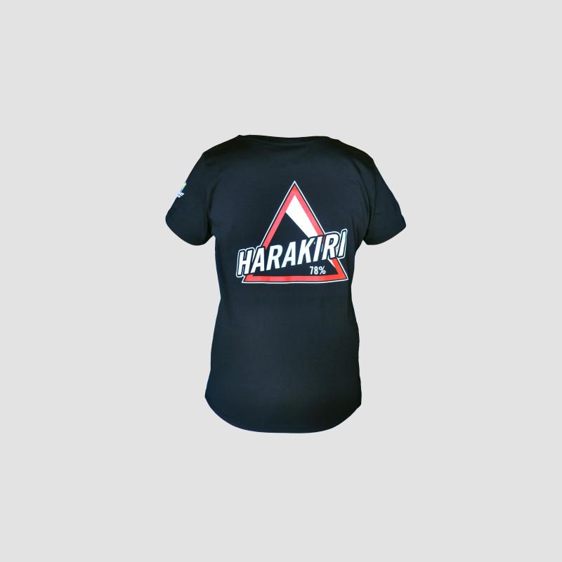 Harakiri - Survivor short sleeve shirt women black