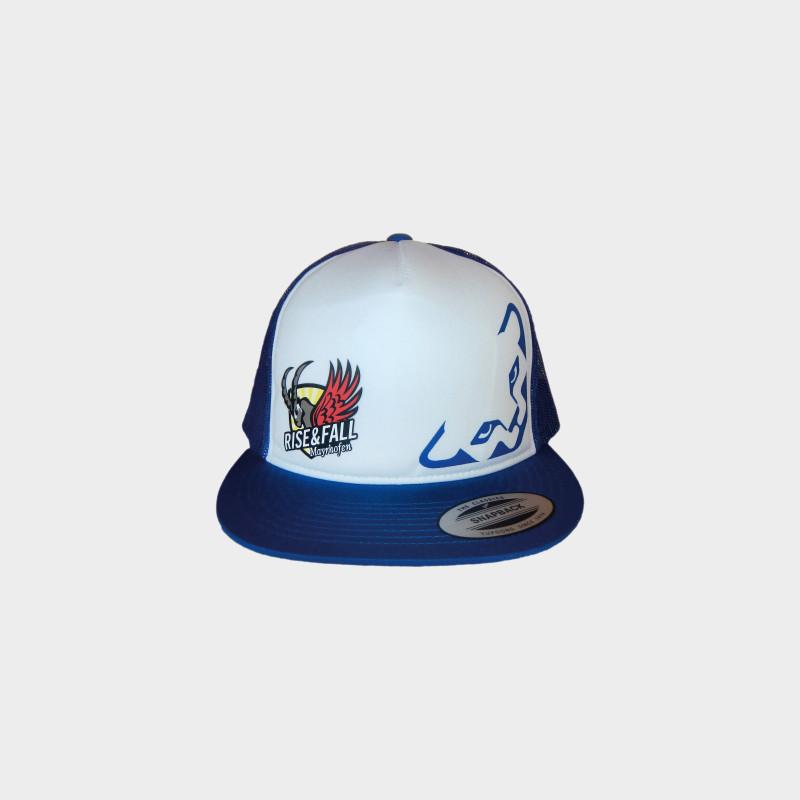 RISE&FALL Cap blue