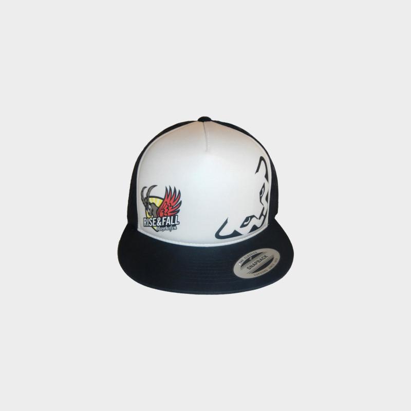 RISE&FALL Cap black